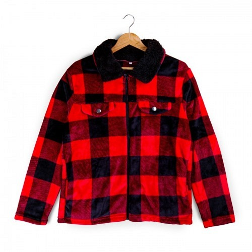 Fleece Jacket «GRUNGE»
