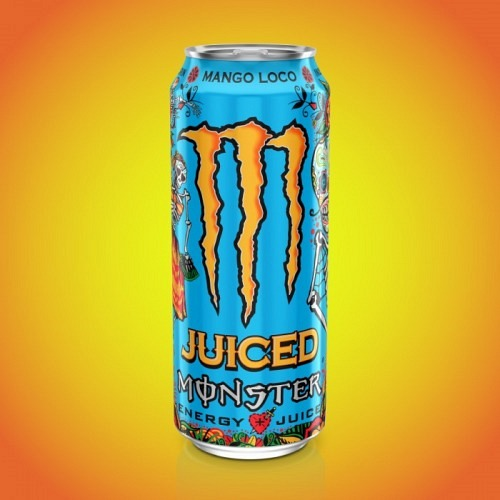 Monster Drink «MANGO LOCO»