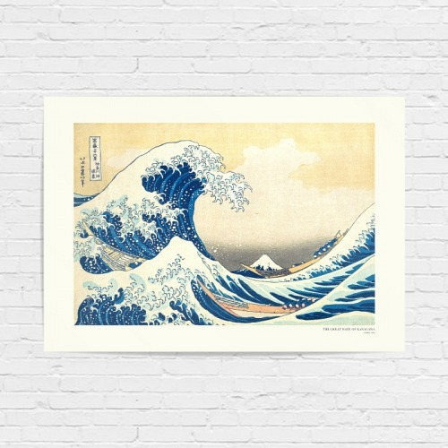 Poster «BIG WAVE»