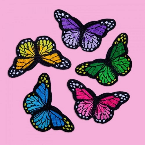 Patches «BUTTERFLY»
