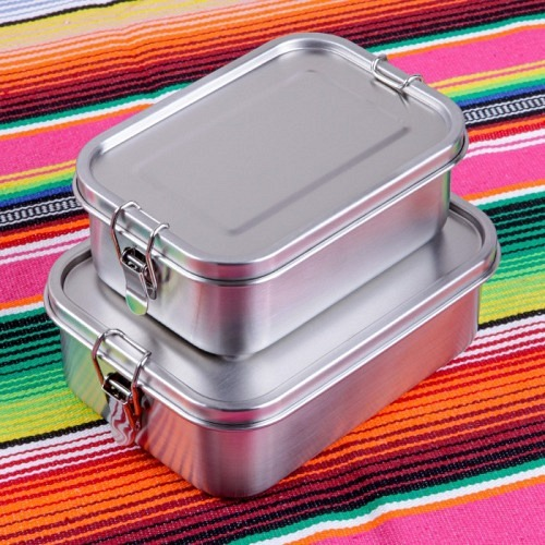 Lunch Box «STEEL»