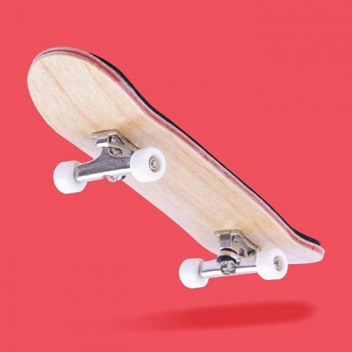 Finger Skateboard «WOOD»