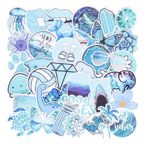 Sticker Set «SEA»