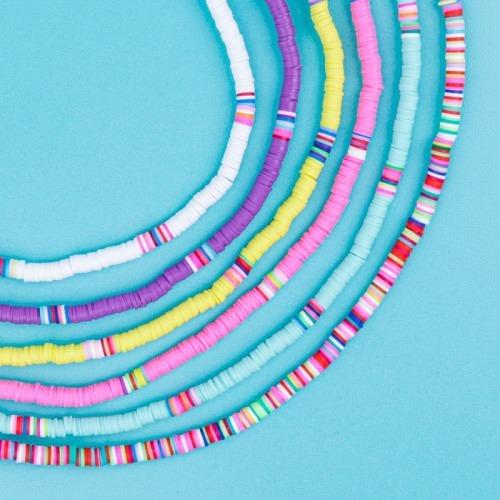 Necklace «CURL»