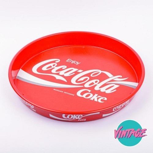 Serving tray «COKE»