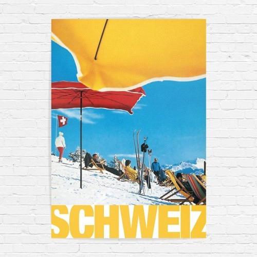 Poster «SCHWEIZ»
