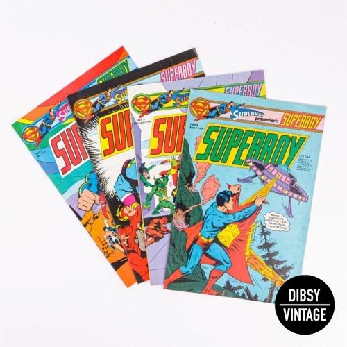 Comics «SUPERBOY»