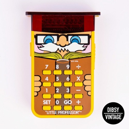 Calculator «LITTLE PROFESSOR»