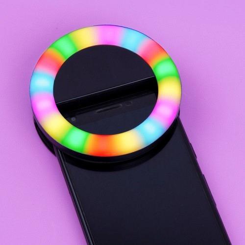 Selfie Ring Light «RGB»