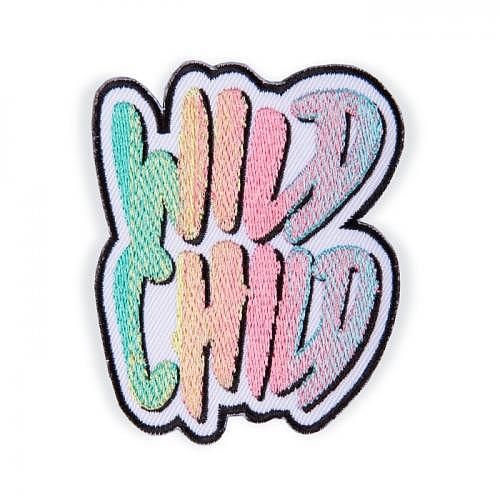 Patch «WILD CHILD»