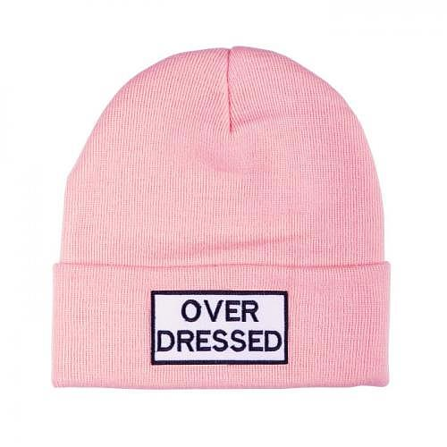 Beanie «OVERDRESSED»