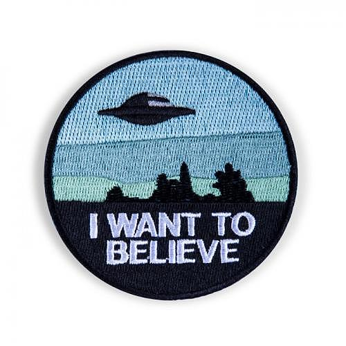 Patch «BELIEVE»