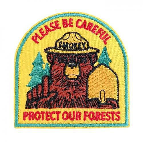 Patch «SMOKEY»