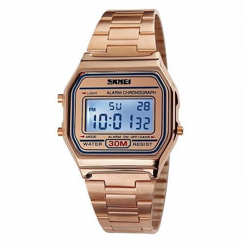 Horloge «RETROGO»