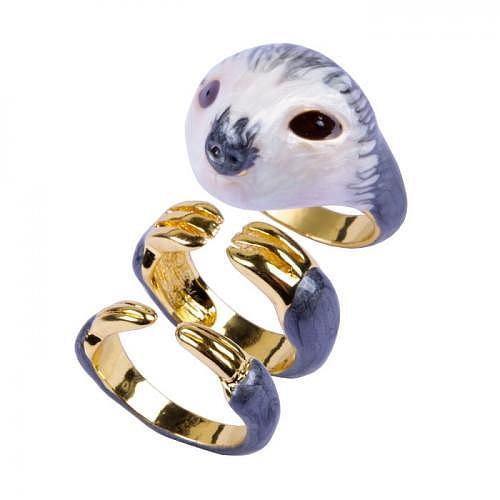 Ring «SLOTH»