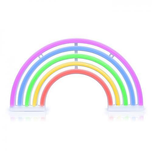 Neon light «RAINBOW»