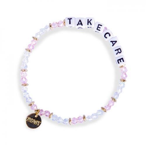 Armband «TAKE CARE»