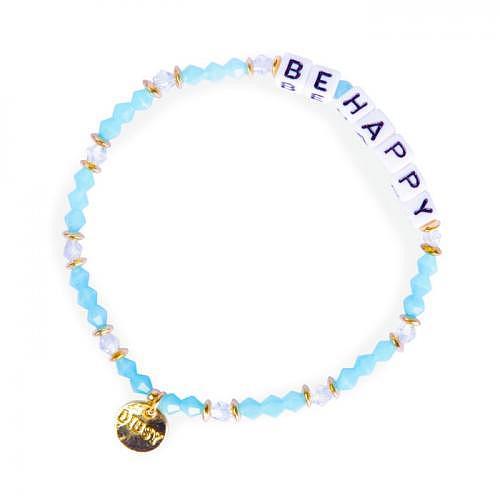Armband «BE HAPPY»
