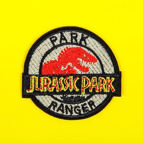 Patch «JURASSIC PARK»