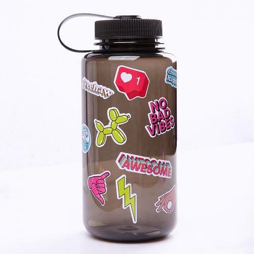 Flasche «BIGMOUTH BLACK»