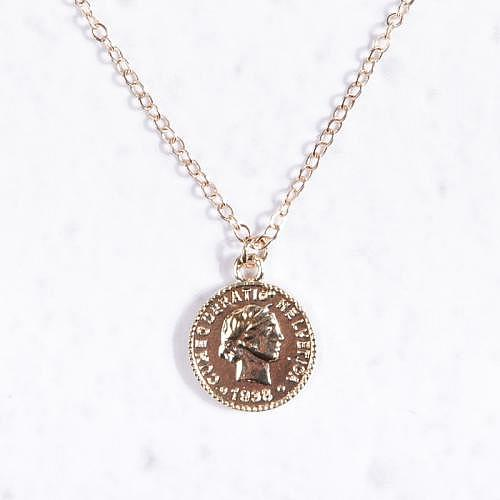 Halskette «COIN»