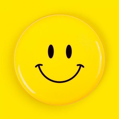 Frisbee «SMILEY»