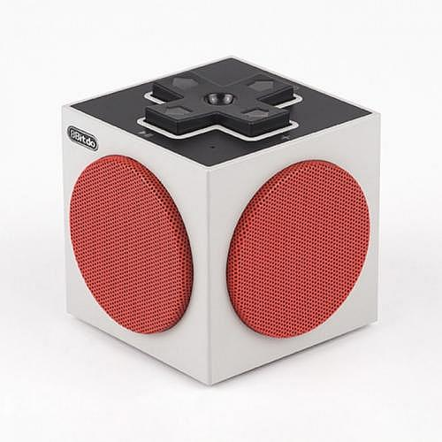 Bluetooth Speaker «RETROCUBE»