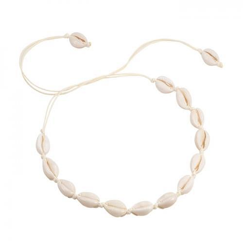 Necklace «COWRIE»
