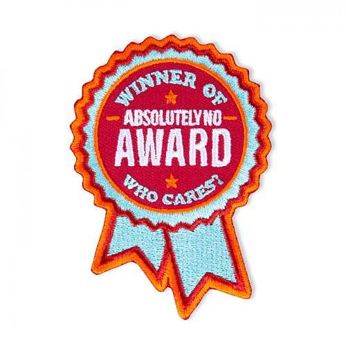 Patch «AWARD»
